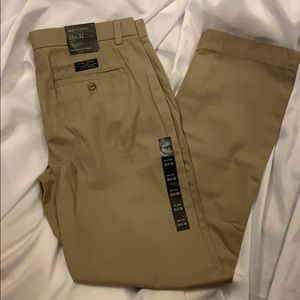 Banana Republic - Men's Chino Khaki Pants - 33x32